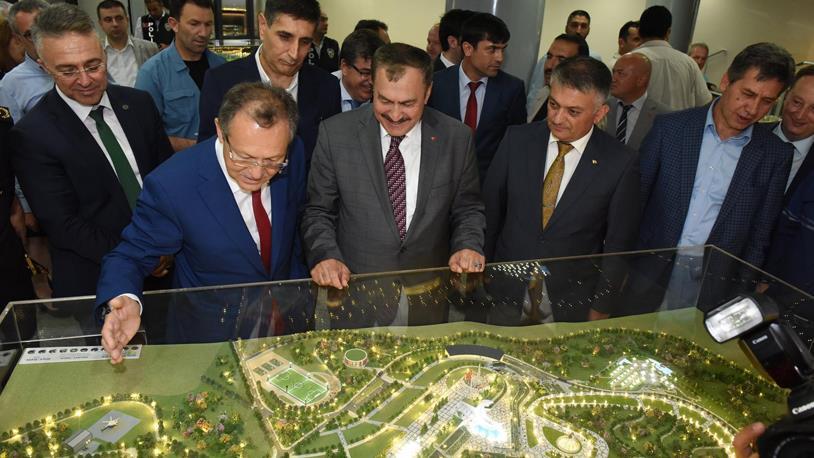 İstanbullulara Müjde: Dev Şehir Parkı Geliyor