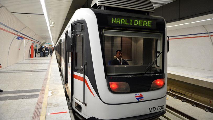 F.Altay-Narlıdere Metro Hattı İçin İhale Yapılacak