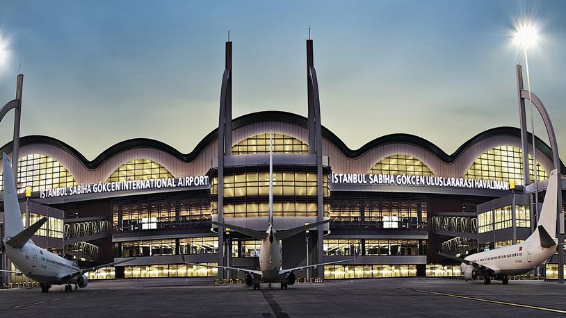 Sabiha Gökçen'e Terminal Ve Pist Müjdesi