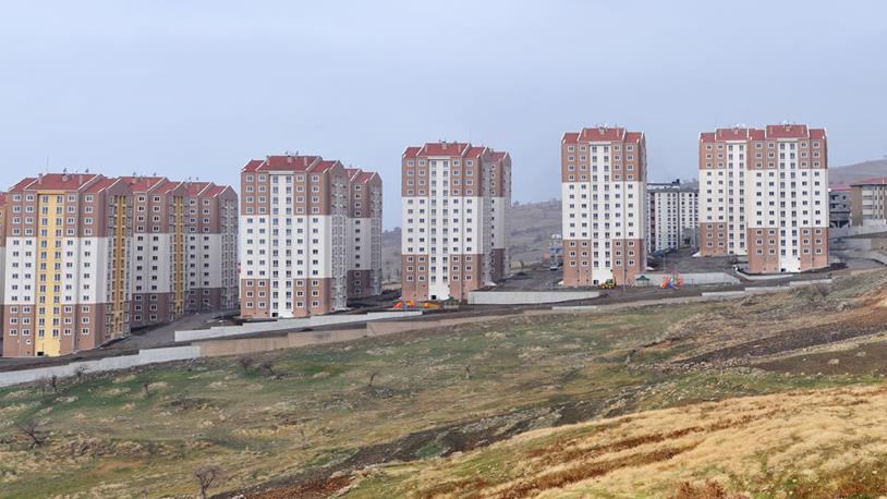 Şırnak'ta Terör Mağdurları Evlerine Kavuşacak