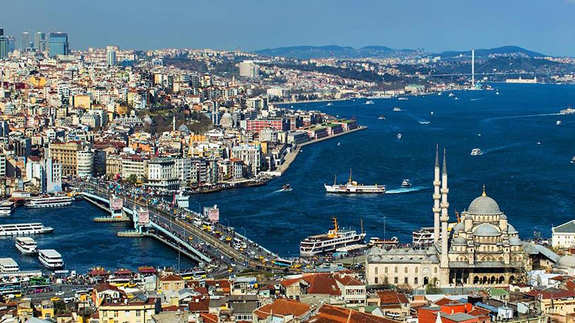 Yabancılar Yönünü İstanbul'a Çevirdi