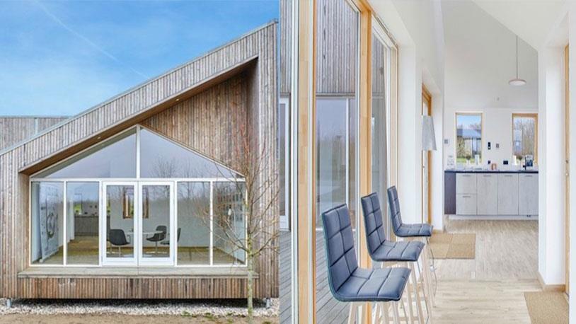 Dünyanın İlk Biyolojik Evini, Danimarkalılar Yaptı!