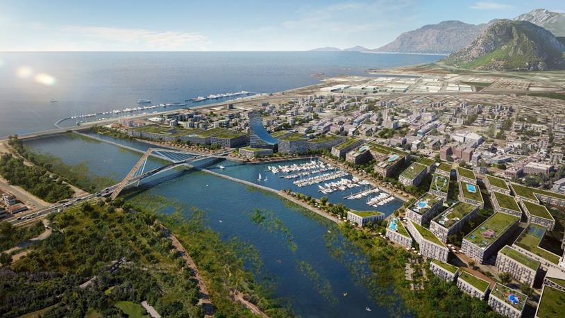 İşte Kanal İstanbul Projesi'nin Güzergahı