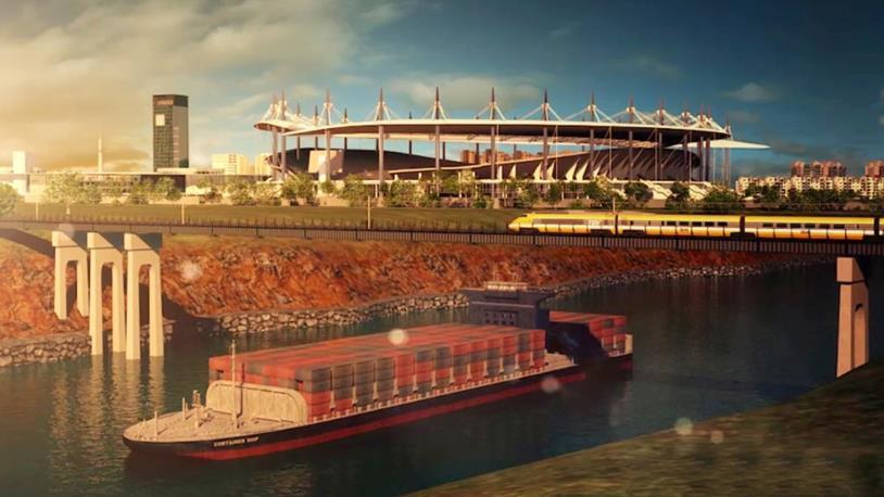 370 Bin Kişi Kanal İstanbul'a Komşu Olacak