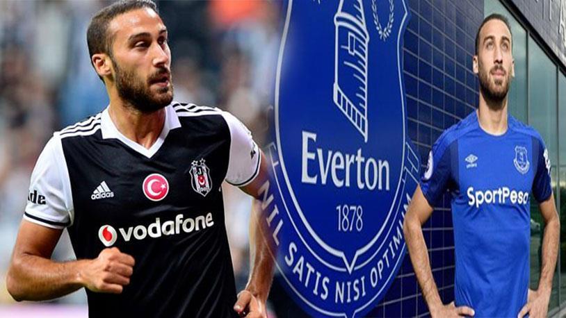 Futbolcu Cenk Tosun: Everton Transferi İçin Yeni Ev