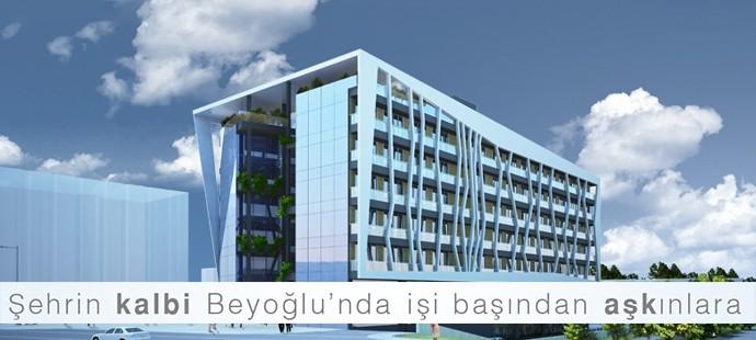 Beyoğlu Look
