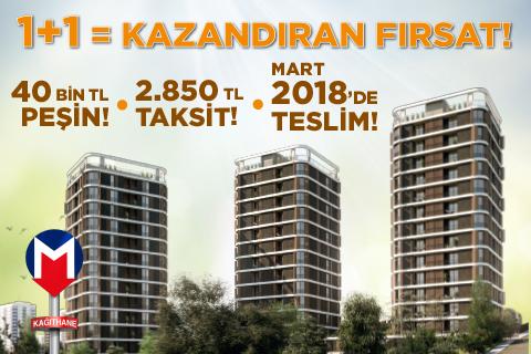 Mod İstanbul: 1+1'de Kazandıran Fırsat...