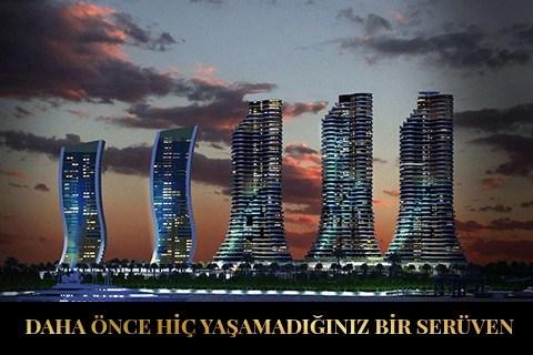 İstanbul'un Yeni Yaşam Merkezi