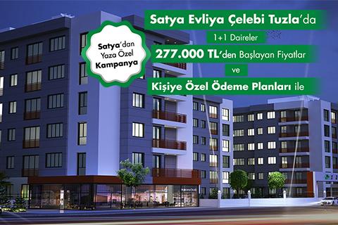 Satya' dan Yaza Özel Kampanya