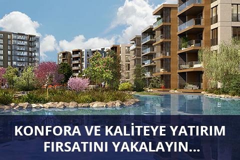 Anadolu Yakası'nın En Çok Prim Yapan Projesi...