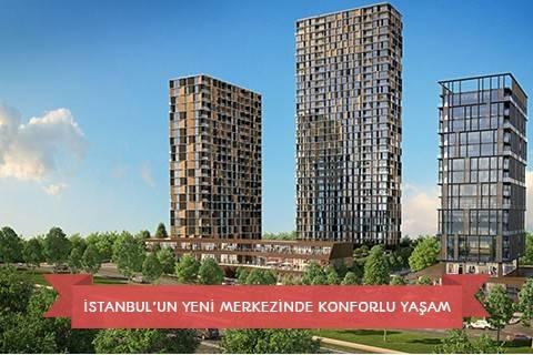 İstanbul'un Yeni Merkezi