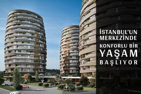 İstanbul'un Merkezinde Konforlu Yaşam Başlıyor