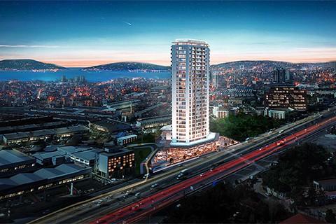 Marmara Kule; Lüks Yaşamın Zirvesi!