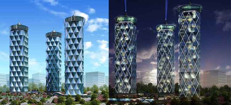 Velvet Towers