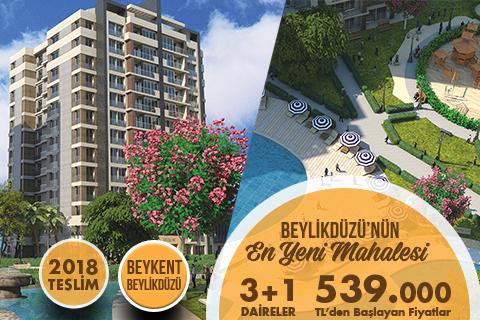 Beylikdüzü'nün En Yeni Mahallesi