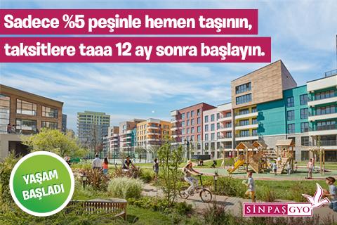 Anadolu Yakasının En Doğal Projesi!