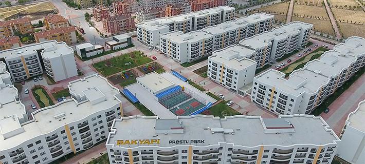 Konya Prestij Park Projesi