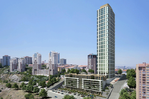 Ankara'da Panoramik Bir Yaşam