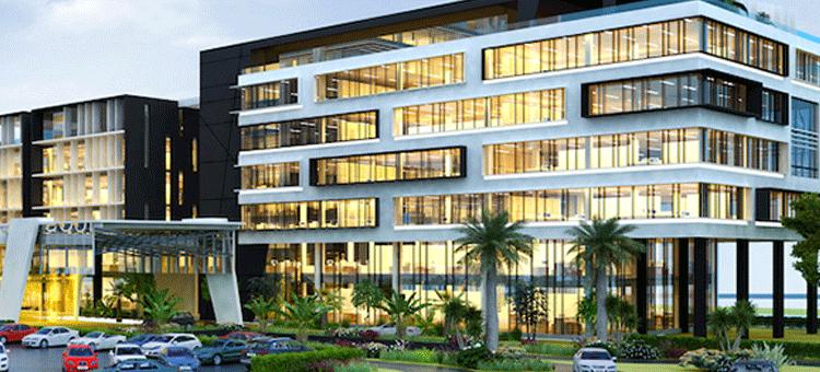 Seba Office Boulevard