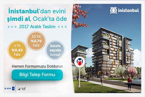 inistanbul'da Fırsatlar Sizi Bekliyor!