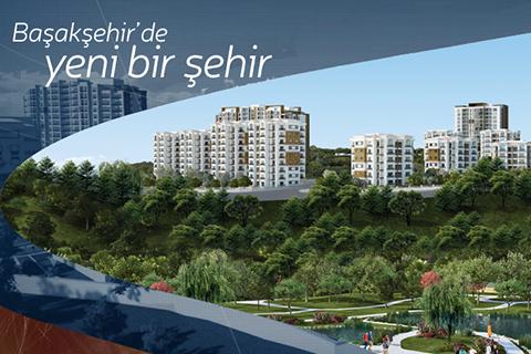 Başakşehir'de yeni bir şehir!