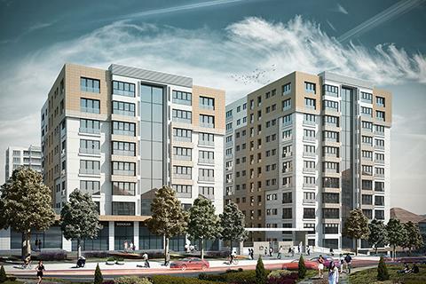 Nevşehir'in Merkezinde Yaşam…