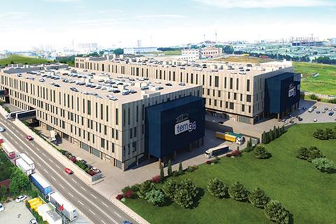 İstanbul'un Yeni Sanayi Merkezi