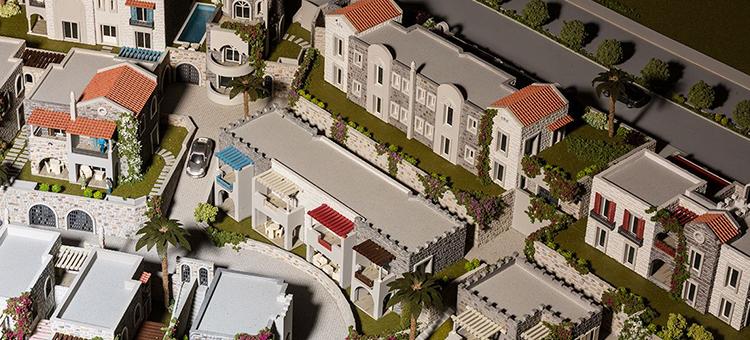 Elegan Panorama Villas Bodrum