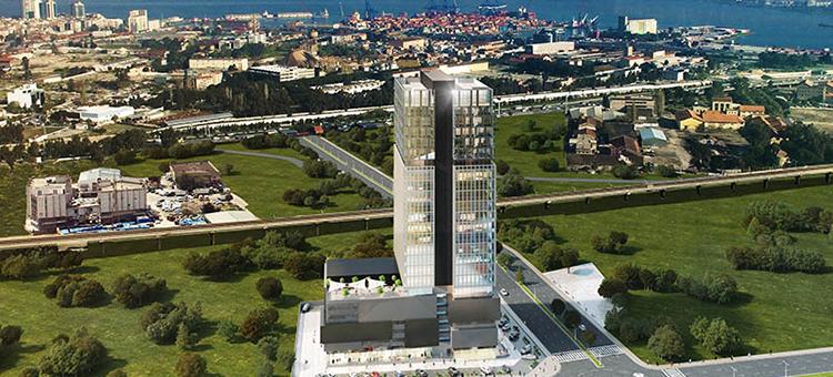 Megapol Çarşı Kule