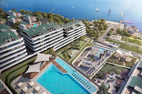 İstanbul'da Yaşamı Sahile Taşıyoruz