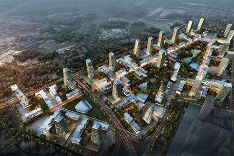 Başakşehir'de Yeni Bir Yaşam Merkezi
