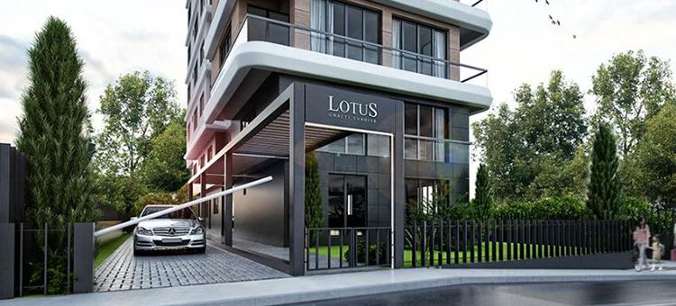 Lotus 16 Suadiye